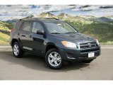 2011 Black Forest Metallic Toyota RAV4 V6 4WD #46653743