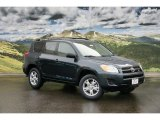 2011 Black Forest Metallic Toyota RAV4 V6 4WD #46653744