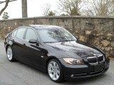 2007 Black Sapphire Metallic BMW 3 Series 335i Sedan #46653897