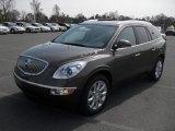 2011 Cocoa Metallic Buick Enclave CXL AWD #46654382