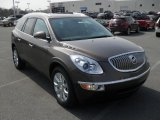Cocoa Metallic Buick Enclave in 2011