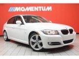2010 Alpine White BMW 3 Series 335i Sedan #46654228