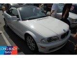 2003 Alpine White BMW 3 Series 330i Convertible #46654054