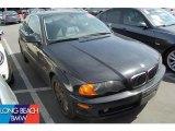 2000 Jet Black BMW 3 Series 328i Coupe #46654065