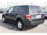 2009 Ford Escape Black Pearl Slate Metallic