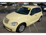 2007 Pastel Yellow Chrysler PT Cruiser Touring #46654080