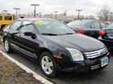2008 Black Ebony Ford Fusion SE V6 #46654263