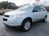 2011 Chevrolet Traverse LS AWD Data, Info and Specs