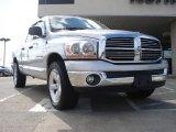 2006 Bright Silver Metallic Dodge Ram 1500 SLT Quad Cab #46654272