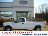 2011 Oxford White Ford F150 XL Regular Cab 4x4 #46653818