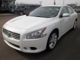 Nissan Maxima 2011 Data, Info and Specs