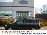 2010 Tuxedo Black Ford Flex SEL AWD #46653830