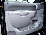 2011 Chevrolet Silverado 1500 LS Regular Cab 4x4 Door Panel