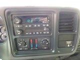 2003 Chevrolet Silverado 2500HD LS Extended Cab 4x4 Controls
