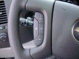 2011 Chevrolet Silverado 1500 LS Regular Cab 4x4 Controls