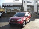 2007 Tango Red Pearl Honda CR-V LX 4WD #46653987