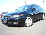 2005 Nighthawk Black Pearl Acura TSX Sedan #4659934