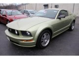 2006 Legend Lime Metallic Ford Mustang GT Premium Coupe #46654556