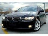 2007 Black Sapphire Metallic BMW 3 Series 328i Coupe #46654000