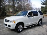 2003 Oxford White Ford Explorer Limited 4x4 #46654316
