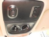 2003 Ford Explorer Limited 4x4 Controls