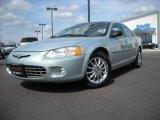 2003 Chrysler Sebring Sterling Blue Satin Glow