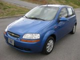 Chevrolet Aveo 2004 Data, Info and Specs