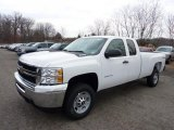 2011 Chevrolet Silverado 2500HD Extended Cab 4x4 Data, Info and Specs