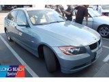 2008 Arctic Metallic BMW 3 Series 328i Sedan #46697675