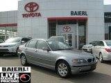 2004 Silver Grey Metallic BMW 3 Series 325xi Sedan #46697339