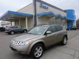 2003 Polished Pewter Metallic Nissan Murano SL AWD #46698064