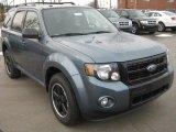 2011 Ford Escape Steel Blue Metallic