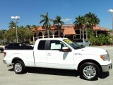 2010 Oxford White Ford F150 Lariat SuperCab #46697524