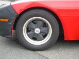 Porsche 944 1985 Wheels and Tires
