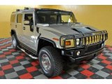 2006 Desert Sand Hummer H2 SUV #46697877