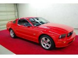 2006 Torch Red Ford Mustang GT Premium Coupe #46697553