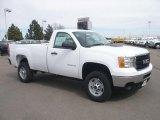 2011 GMC Sierra 2500HD Work Truck Regular Cab Data, Info and Specs