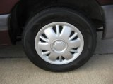 Plymouth Voyager Wheels and Tires