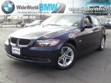 2008 Monaco Blue Metallic BMW 3 Series 328i Sedan #46697441