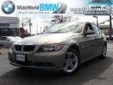 2008 Platinum Bronze Metallic BMW 3 Series 328xi Sedan #46697443