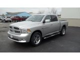 2011 Dodge Ram 1500 Bright Silver Metallic