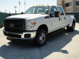 2011 Ford F350 Super Duty XL Crew Cab 4x4 Dually Data, Info and Specs