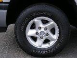1999 Dodge Ram 1500 SLT Regular Cab Wheel