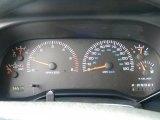 1999 Dodge Ram 1500 SLT Regular Cab Gauges