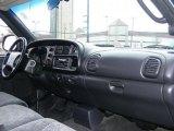 1999 Dodge Ram 1500 SLT Regular Cab Dashboard
