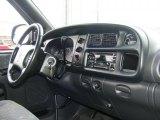 1999 Dodge Ram 1500 SLT Regular Cab Controls