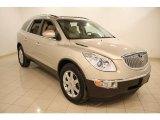2009 Gold Mist Metallic Buick Enclave CXL #46697988
