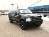 2005 Black Ford Excursion XLT 4x4 #46698002