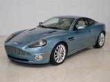 Aston Martin Vanquish 2003 Data, Info and Specs