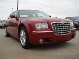 2008 Inferno Red Crystal Pearl Chrysler 300 Limited #46750346